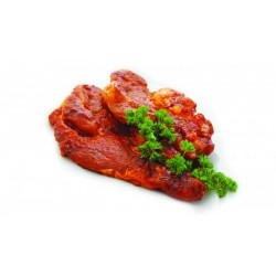 grillade de porc marinées