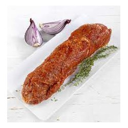 filet mignon porc marinés